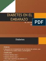 Diabetes Gestacional Dr Pazmiño