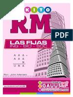 Rm - Fijas Una - Puno (Mayo 2017)