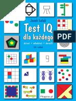 Test IQ Dla Kazdego