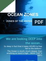 Ocean Zones Ppt