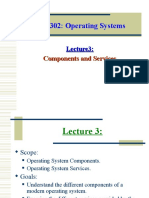 Lecture3 Components and Services