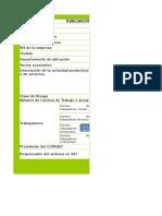 FT-SST-053 Formato de Autoevaluación Del SG-SST Xxxxx