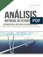Libro - Analisis Matricial de Estructuras - MEF