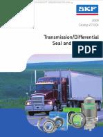 Catalog Skf Transmission Seal Bearing Kits Trucks Identification Diagram Nomenclature Kit Contents Fuller Rebuilder
