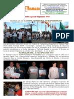 DÉJAME DECIRTE EXPOSENA 2010 EDICIÓN ESPECIAL