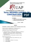 Exposicion Regimen de Construccion Civil