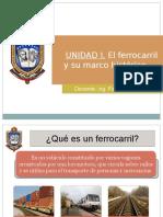 Presentación unidad 1.pptx Ferrocarriles