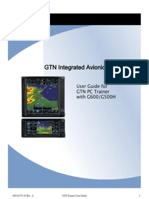 GTN Integrated Avionics
