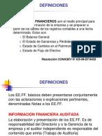 1)Estados Financieros Estructura i