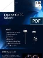 Curso Operacion GPS South