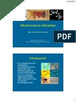 Cap 18 Micotoxinas en Alimentos. (1)