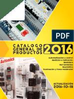 Catalogo general de productos 2016 (20161018).pdf electricas bogota.pdf