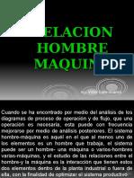Relacion Hombre - Maquina