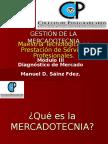 MP.gestion Mercadotecnia.presentacion. Manuel D.saenz