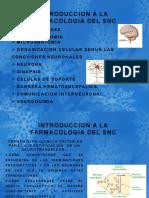 INTRODUCCIÓN  farmacologia