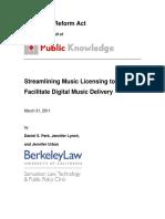 6 Music Licensing