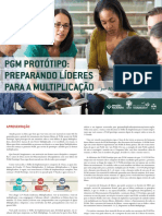 Manual Do PGM Protótipo