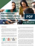 Manual Do PGM Protótipo