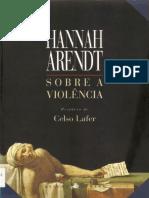 Sobre a Violência - Hannah Arendt