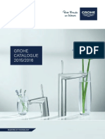 GROHE Pricelist Middle East en CY 2015 2016 Lr