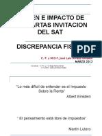 Cartas Invitacion SAT