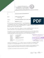 Memorandum 2964
