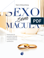 Sexo Sem Mácula - Redenção Sexual