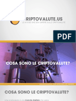 Criptovalute Us Prontuario