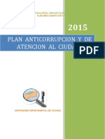 Plan Anticorrupcion 2015 Cdv