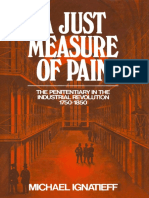 A Just Measure of Pain - Michael Ignatieff