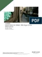 Ua08 9300 W-cdma r99 Algorithms-tmo18255_v2