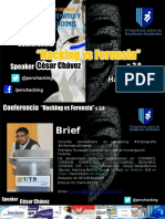 Hackings vs Forensia versión 3.0