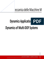 %5bmarco.carricato.meccanica Delle Macchine M 2016-17%5dChapter06.2.2 MultiDOF-Systems Quadcopter