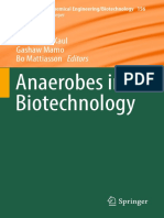 Anaerobes in Biotechnology