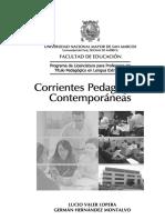 Corrientes pedagógicas.pdf