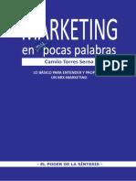 Marketing en Muy Pocas Palabras