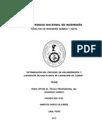 Optimizacion del Proceso de Aglomeracion y Lixiviacion de cobre.pdf