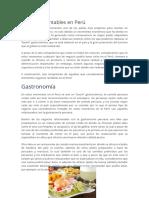 Negocios Rentables en Perú Para Exportar