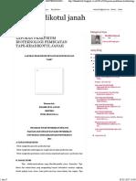 Laporan Praktikum Bioteknologi Pembuatan Tape-khadikotul Janah