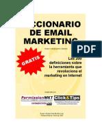 Diccionario Marketing