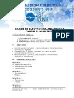 4 Silabo de Electronica