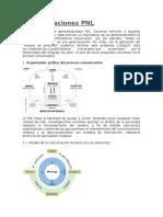 Generalizaciones PNL Procesos de Comunicación