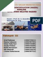 Tugas K3 HAZID-Kelompok III-Civil Construction Updated 2