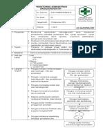 SOP Monitoring Administrasi Radiodiagnostik
