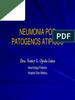 Neumonia Por Germenes Atipicos