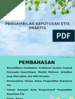 Pengambilan Keputusan Etis Praktis 2