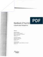Chapter on Psychoanalysis in Handbook of Psychiatry - A South Asian Perspective