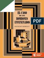 El Caso de Los Bombones Envenenados - Anthony Berkeley