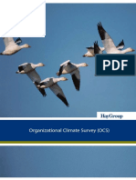 Organizational Climate Survey