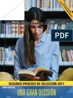 Convocatoria UAM 2017 2